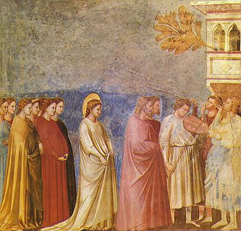 Giotto - Scrovegni - -12- - Wedding Procession.jpg
